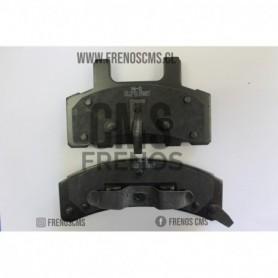 PASTILLAS DE FRENOS DELANTERAS CHEVROLET DODGE RAM 1500 2WD 4WD
